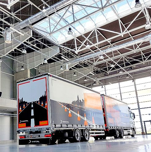Wersje naczep i przyczep do aut ciężarowych